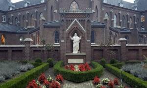 Kloster Steyl Auszeit lebe kunterbunt