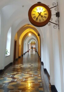 Klostergang Steyl